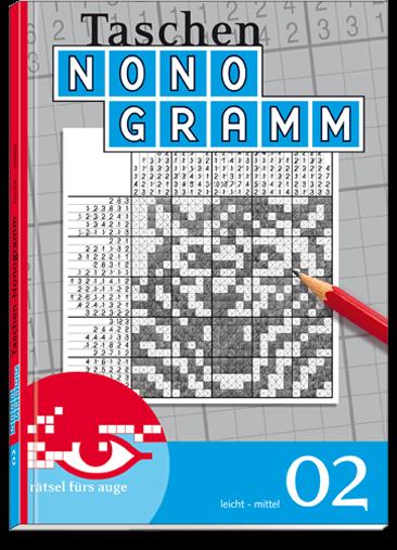 Nonogramm 02 Taschenbuch