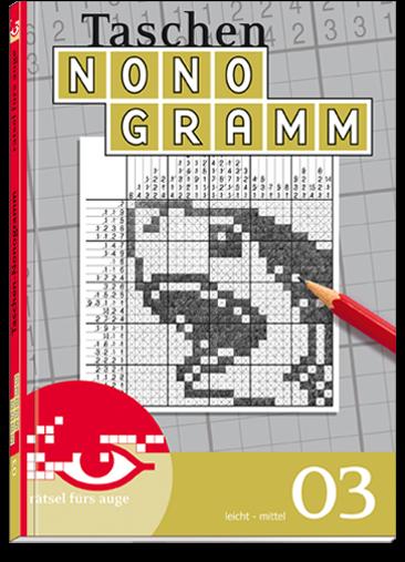 Nonogramm 03 Taschenbuch