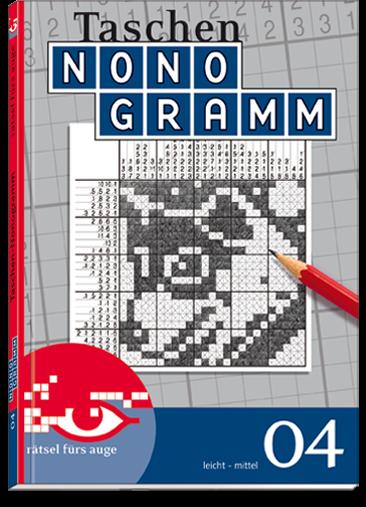 Nonogramm 04 Taschenbuch