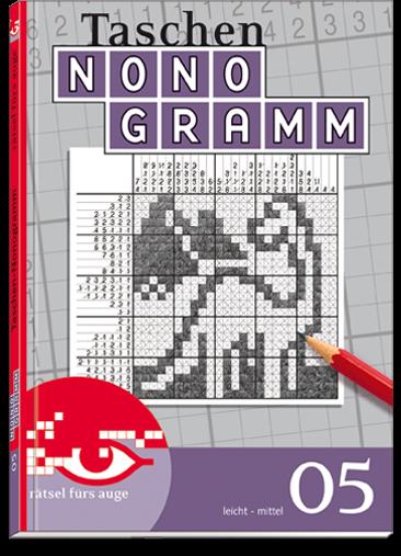 Nonogramm 05 Taschenbuch