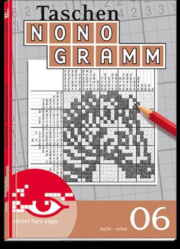 Nonogramm 06 Taschenbuch