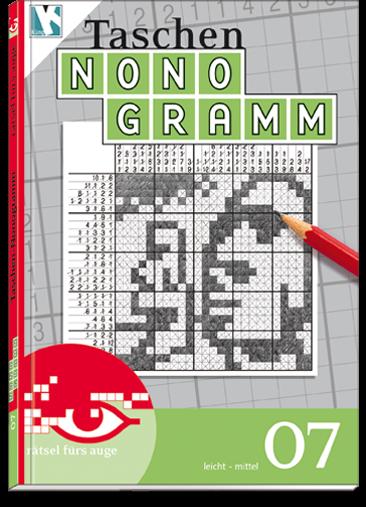 Nonogramm 07 Taschenbuch