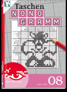 Nonogramm 08 Taschenbuch