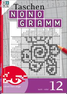 Nonogramm 12 Taschenbuch
